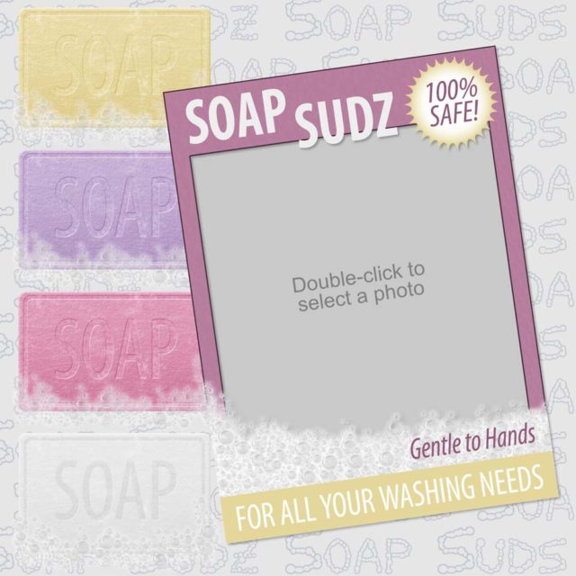 Bundle Of Joy Soap Sudz
