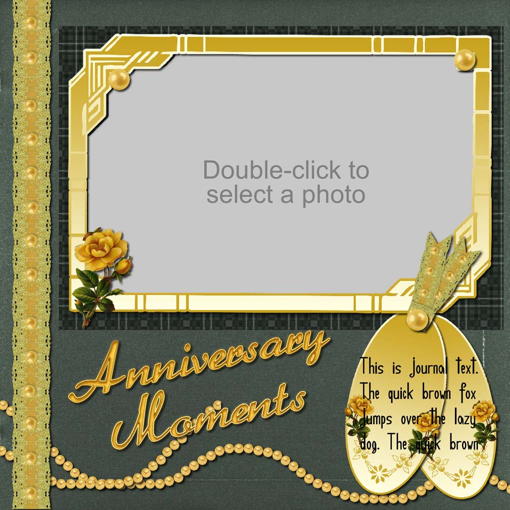 Forever Love Anniversary Moments