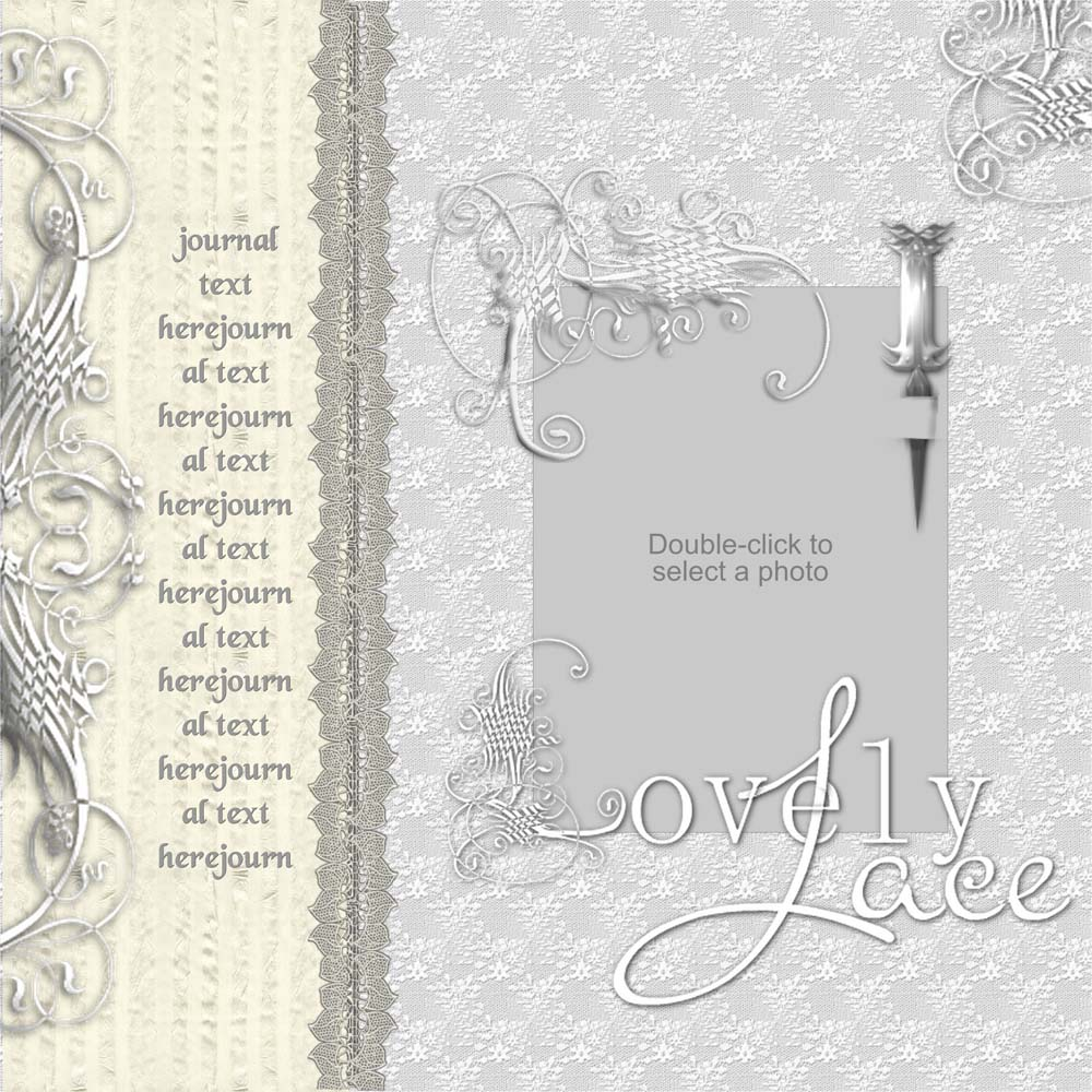 Forever Love Lovely Lace