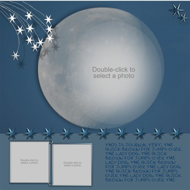 Life Is Beautiful Blue Moon