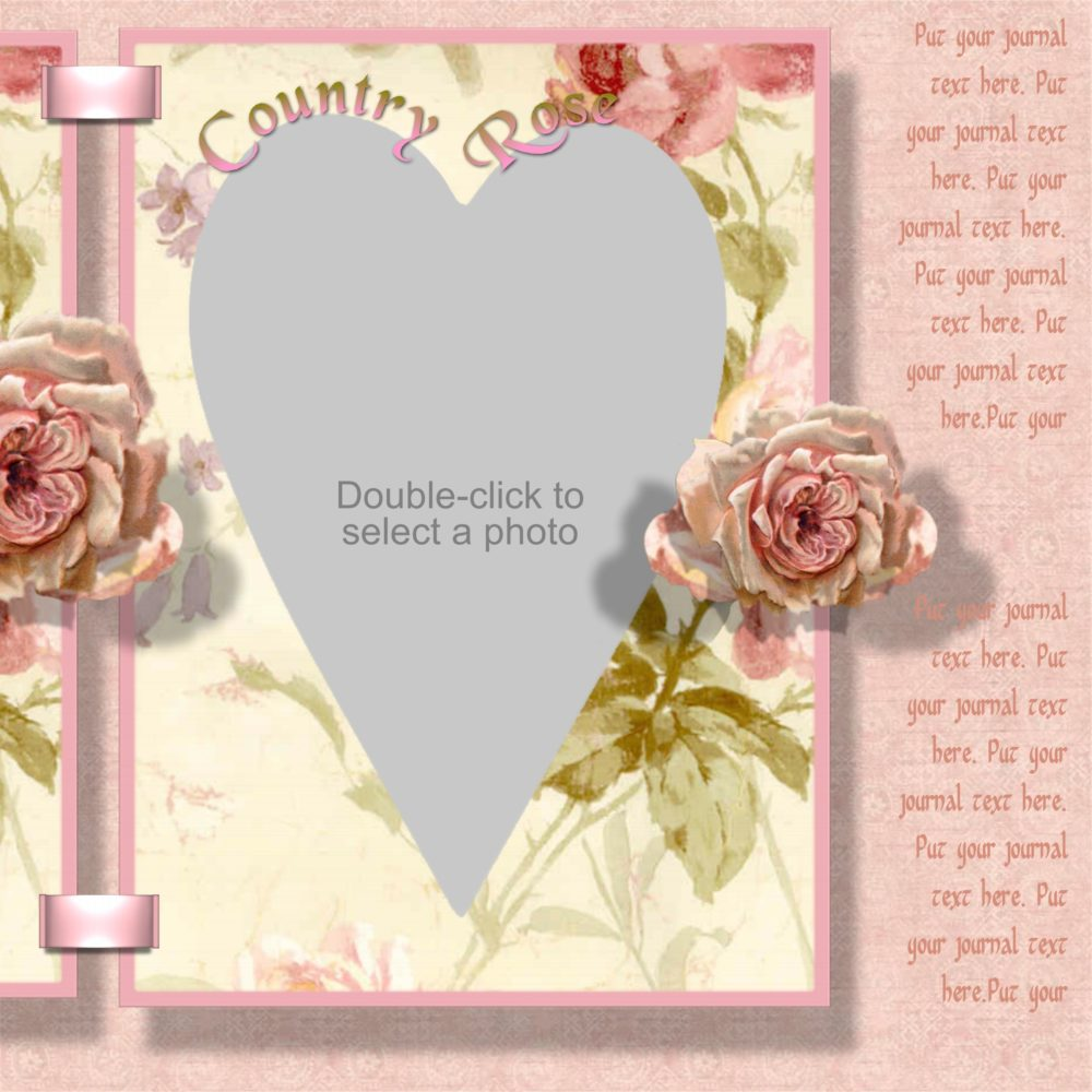 Life Is Beautiful Country Rose
