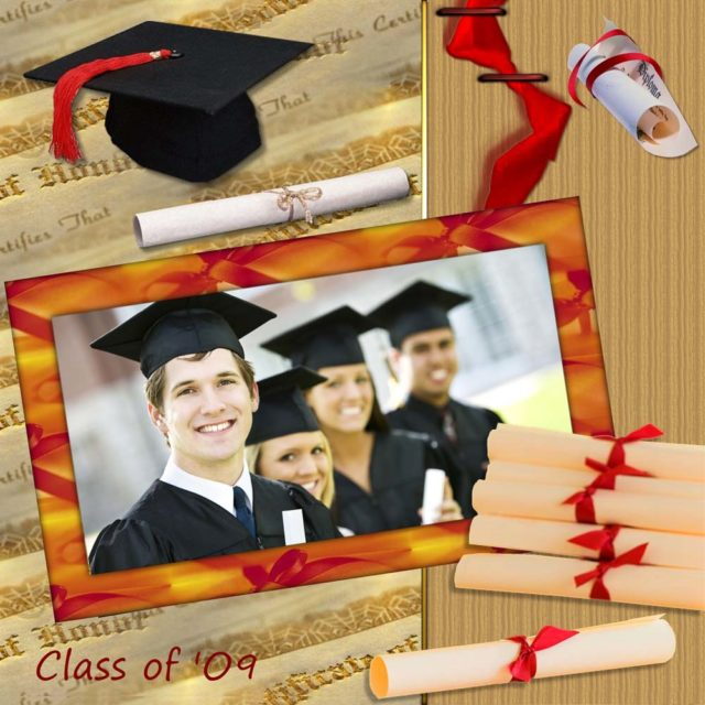 School Edition Graduation