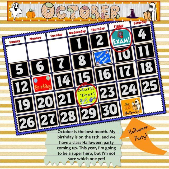 School Edition School Calendar